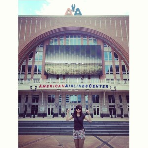 American Airlines Center!!